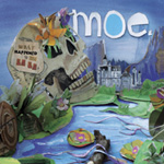 moe. - WHAT HAPPENED TO THE LA LAs - Cover